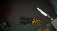 Dead rising Pineapple and Chef Knife Cucina Donacci