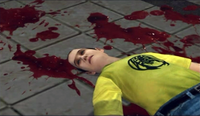 Dead rising Mark Quemada 2 survivors casualties in breach at beginning of game
