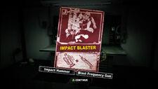 Dead rising impact blaster scratch card