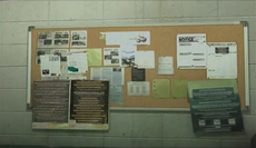 Dead rising pp office board