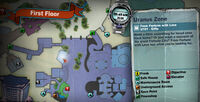 Dead rising uranus zone map U101 From Fortune with love