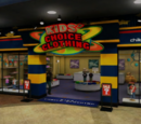 Kids' Choice Clothing (Dead Rising)