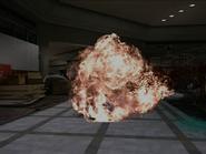 Dead rising propane tank explosion