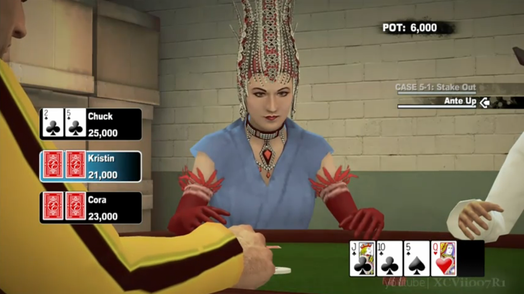 Dead rising 2 poker time reverse martingale blackjack