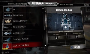 Jack in the Box Blueprint
