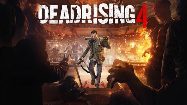 Dead Rising 4 - Cover chico