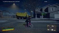 Dead Rising 4 - Frank en triciclo
