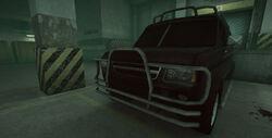 Dead rising freight bay van