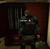 Dead rising lab coat name