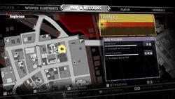 Ingleton Sewers Blueprint Map