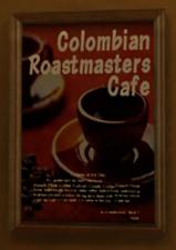 Columbian Roastmasters Ad