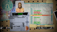 Dead Rising elrod notebook
