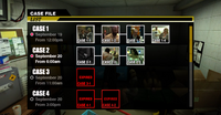 Dead rising case files screen scoop screen