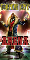 Dead rising poster fortune city arena TK