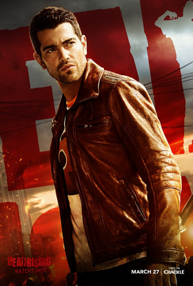 Dead Rising Watchtower - Poster 3