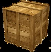 Dead rising Crate