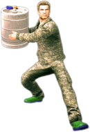 Dead rising keg main