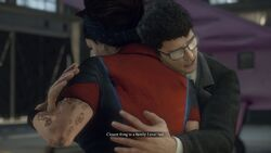 Get to the Plane Cutscenes 5