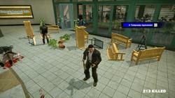 Dead rising entrance plaza items (3)