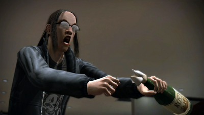 Dead rising long haired punk (17)