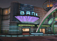 Dead rising Fortune City Bank