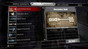 Electroice Staff Blueprints