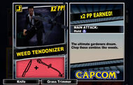Dead rising 2 combo card Weed Tendonizer