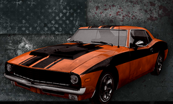 Dead rising 3 muscle car