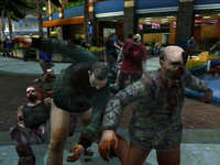 Dead rising pet food throwing