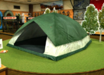 Tent PP STicker