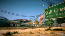 Case Zero title screen