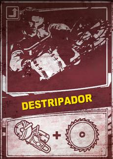 Tarjeta Raída DR2 - Destripador