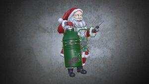 DR4 Acid Santa
