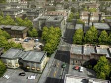 Dead rising main street beginning of game (5)