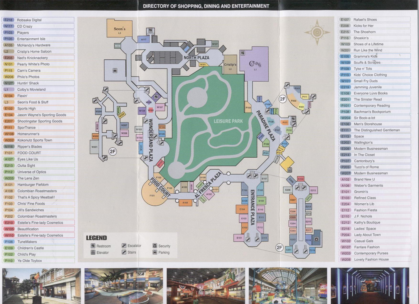 Image - Dead Rising Map.jpg | Dead Rising Wiki | FANDOM powered by on