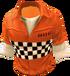 Dead rising Orange Prison Outfit