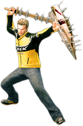 Dead rising holy arms main
