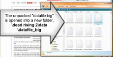 Dead rising ubtri UNPACK and modify datafile big (5)