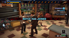 Royce Joins