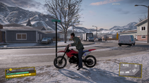 Dead Rising 4 - Frank en una moto