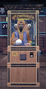 Dead rising Fortune Whisperer
