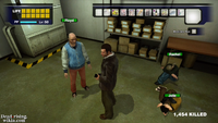 Dead rising floyd the somiler 2 survivors only