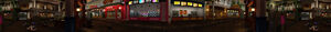 Dead rising Food Court 3 PANORAMA