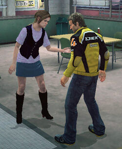 Dead rising Fortune City Botany Club (2)