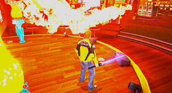 Dead rising One hit wonder attacking bibi explosion