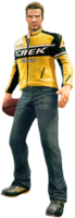 Dead rising football holding