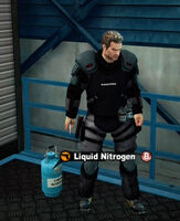 Dead rising liquid nitrogen name