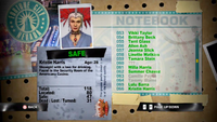 Dead Rising kristin notebook