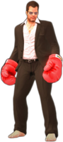 Dead rising boxing gloves holding