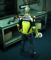 Dead rising security AR name
